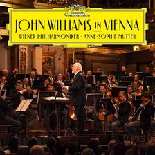 JOHN WILLIAMS - JOHN WILLIAMS IN VIENNA - CD