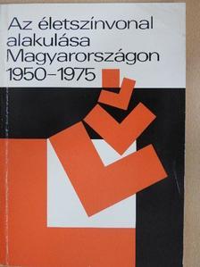 Boldoczki János - Az életszínvonal alakulása Magyarországon [antikvár]