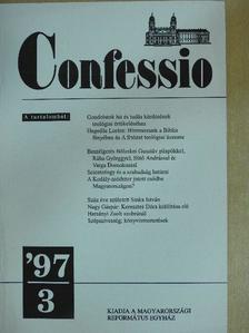 Anette von Droste-Hülshoff - Confessio 1997/3. [antikvár]