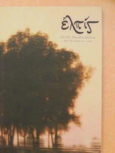 Balassa Bence - ELPIS 2009/1. [antikvár]