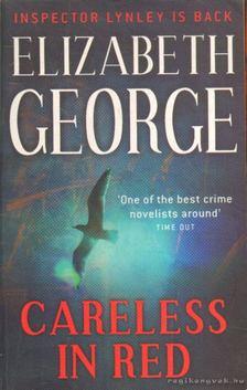 GEORGE, ELISABETH - Careless in Red [antikvár]