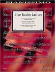 THE ENTERTAINER. 100 UNTERHALTSAME KLAVIERSTÜCKE, LEICHT / EASY