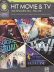 HIT MOVIE & TV INSTRUMENTAL SOLOS LEVEL 2-3 + CD FLUTE PLAY ALONG