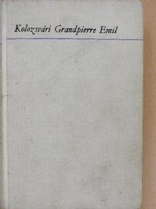 Kolozsvári Grandpierre Emil - Csendes rév a háztetőn [antikvár]