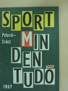 Peterdi Pál - Sport mindentudó [antikvár]