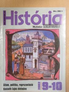 Buzás Gergely - História 2002/9-10. [antikvár]