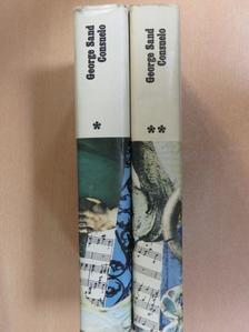 George Sand - Consuelo I-II. [antikvár]