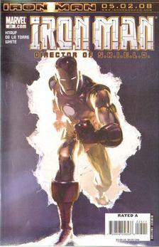 Knauf, Daniel, Knauf, Charles, de la Torre, Rob - Invincible Iron Man No. 25 [antikvár]