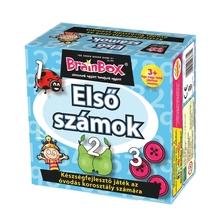 93671 - BRAINBOX, ELSŐ SZÁMOK
