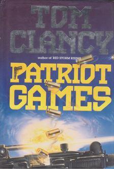 Tom Clancy - Patriot Games [antikvár]