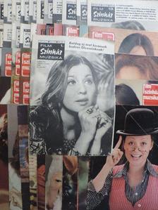 Barta András - Film-Színház-Muzsika 1977. (nem teljes évfolyam) [antikvár]