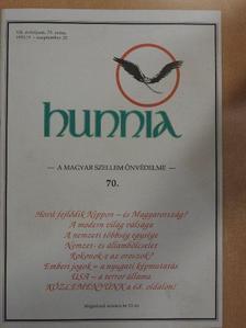 Bérczy Márton - Hunnia 1995. szeptember 25. [antikvár]