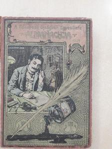 Ábrányi Emil - A Budapesti Ujságirók Egyesülete Almanachja 1905. (rossz állapotú) [antikvár]