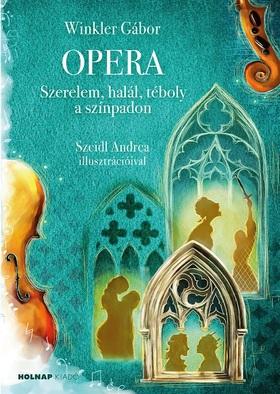 Winkler Gábor - Opera