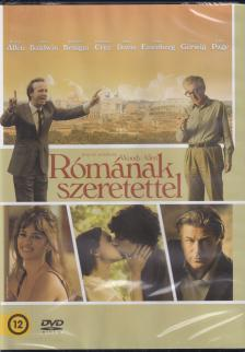 ALLEN, WOODY - RÓMÁNAK SZERETETTEL  DVD