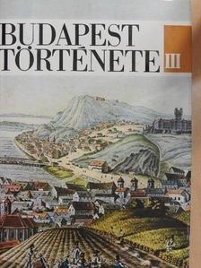 Bónis György - Budapest története III. [antikvár]