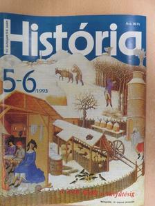 B. Gál Edit - História 1993/5-6. [antikvár]