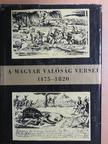Amadé László - A Magyar Valóság Versei 1475-1820 [antikvár]