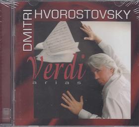 Verdi - VERDI ARIAS CD HVOROSTOVSKY