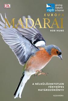 Rob Hume - Európa madarai