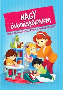 Izmindi Katalin - Nagy óvodáskönyvem  [eKönyv: pdf]