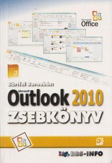BÁRTFAI BARNABÁS - Microsoft Outlook 2010 zsebkönyv [antikvár]