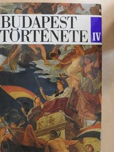 Bónis György - Budapest története IV. [antikvár]