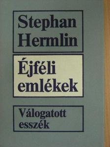 Stephan Hermlin - Éjféli emlékek [antikvár]