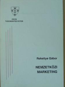 Dr. Fojtik János - Nemzetközi marketing [antikvár]