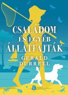 Durrell, Gerald - Családom és egyéb állatfajták