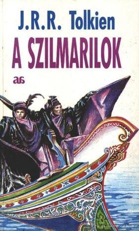 J. R. R. Tolkien - A szilmarilok [antikvár]