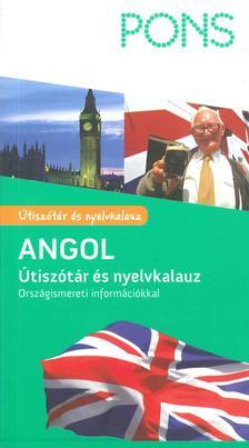 Pons - PONS Útiszótár és nyelvkalauz Angol Új