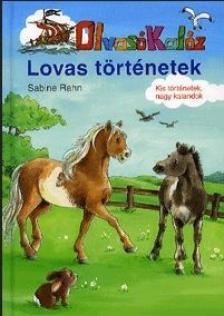 RAHN, SABINA - Lovas történetek