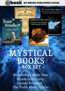 House My Ebook Publishing - Mystical Books Box Set [eKönyv: epub, mobi]