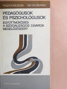 Halász Anna - Pedagógusok és pszichológusok [antikvár]