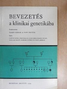 László János - Bevezetés a klinikai genetikába [antikvár]