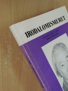 Bárdos József - Irodalomismeret 2001/1-2. [antikvár]