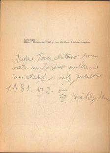 Theisler György - Kasitzky Ilona (dedikált) [antikvár]