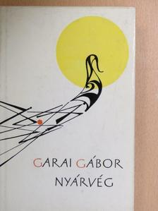Garai Gábor - Nyárvég [antikvár]