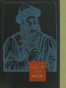 Nagy Zoltán - A betű nagy mesterei (minikönyv) (számozott) [antikvár]