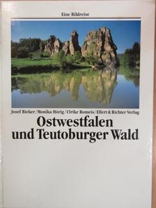 Josef Bieker - Ostwestfalen und Teutoburger Wald [antikvár]