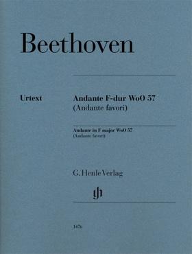 BEETHOVEN - ANDANTE F-DUR WoO 57 (ANDANTE FAVORI)