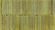 """A. Hailey - """"100 kötet az Albatrosz könyvek sorozatból (nem teljes sorozat)"""" [antikvár]"""