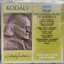 KOD - THE CHORAL MUSIC OF KODÁLY 6. CD12948