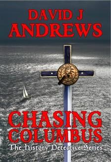 Andrews David J - Chasing Columbus [eKönyv: epub, mobi]