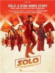 WILLIAMS JOHN - SOLO: A STAR WARS STORY. MUSIC FROM TEH MOTION PICTURE SOUNDTRACK. PIANO SOLO