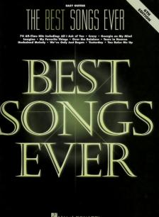 BEST SONGS EVER. EASY GUITAR
