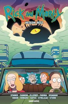 Cannon - Ellerby - Rick and Morty - hetedik rész