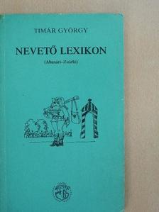 Timár György - Nevető lexikon [antikvár]