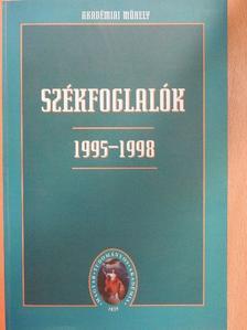 Bauer Győző - Székfoglalók 1995-1998 III. [antikvár]